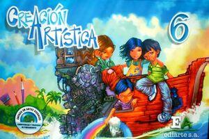 CREACION ARTISTICA 6TO. PRIM.
