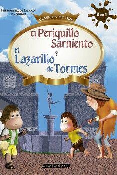 PERIQUILLO SARNIENTO Y LAZARILLO DE TORMES, EL