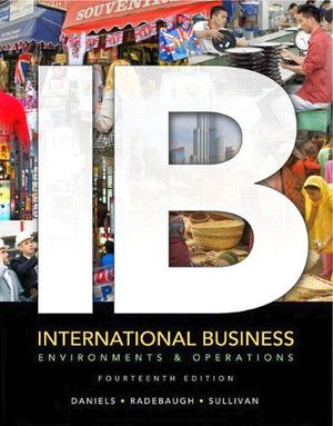 INTERNATIONAL BUSINESS 14TH