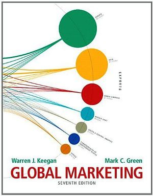 GLOBAL MARKETING 7ED. (NEW EDITION)