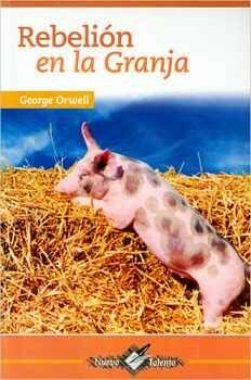 REBELION EN LA GRANJA (COL. NUEVO TALENTO/2 PRESENTACIONES)