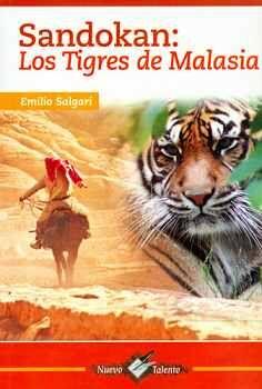 SANDOKAN: LOS TIGRES DE MALASIA (COL. NUEVO TALENTO)