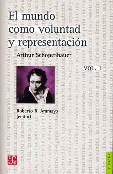MUNDO COMO VOLUNTAD Y REPRESENTACION (2 VOL.)