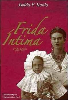 FRIDA INTIMA                                           (C/LIENZO)