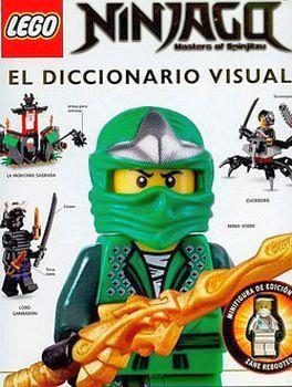 LEGO NINJAGO -EL DICCIONARIO VISUAL-      (C/FIGURA/EMPASTADO)