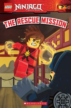 THE RESCUE MISSION (LEGO NINJAGO: READER)