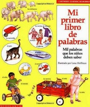MI PRIMER LIBRO DE PALABRAS