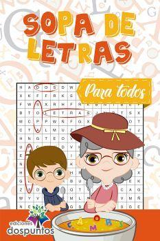SOPA DE LETRAS -PARA TODOS-