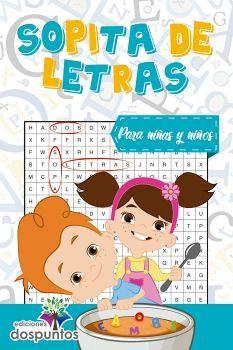 SOPITA DE LETRAS -PARA NIÑAS Y NIÑOS-