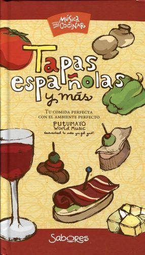 MUSICA PARA COCINAR -SABOR TAPAS ESPAÑOLAS/ESPAÑA- (C/CD)