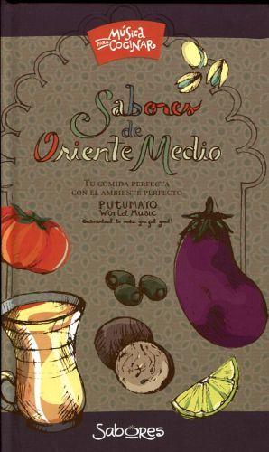 MUSICA PARA COCINAR -SABOR DE ORIENTE MEDIO/TURKISH-