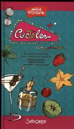 MUSICA PARA COCINAR -SABOR COCTELES/CAFE- (C/CD)