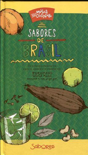 MUSICA PARA COCINAR -SABOR DE BRASIL/ACOUSTIC BRAZIL- (C/CD)