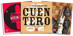 PAQUETE RECREO 3 (C/3 LIBROS) -CUENTERO/AJEDRECERO/TRABALENGUERO-
