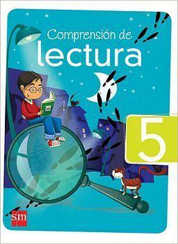 COMPRENSION DE LECTURA 5 PRIM. (ED.2017)