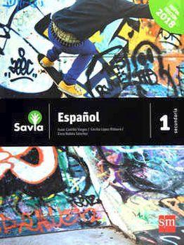 ESPAÑOL 1 SEC.  (SAVIA/ED.2018) -NME- 184897