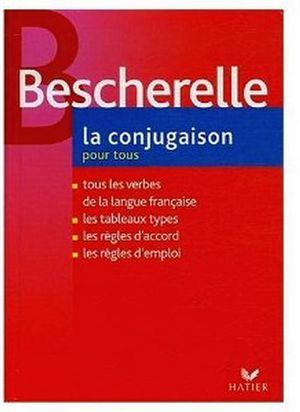 BESCHERELLE LA CONJUGAISON POUR TOUS (EMPASTADO)       1444