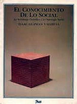 CONOCIMIENTO DE LO SOCIAL