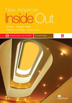 NEW AMERICAN INSIDE OUT PRE-INTER. B STUDENT'S  W/CD-ROM