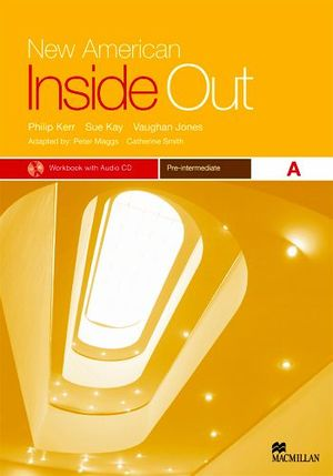 NEW AMERICAN INSIDE OUT PRE-INTER A WORKBOOK W/AUDIO CD