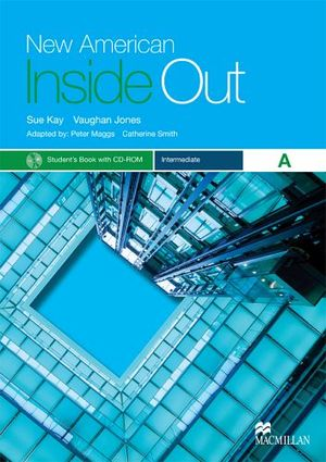 NEW AMERICAN INSIDE OUT INTERMEDIATE BOOK A W/CD-ROM