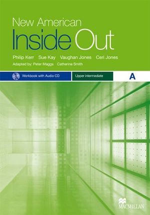 NEW AMERICAN INSIDE OUT UPPER-INTER A WORKBOOK W/AUDIO CD