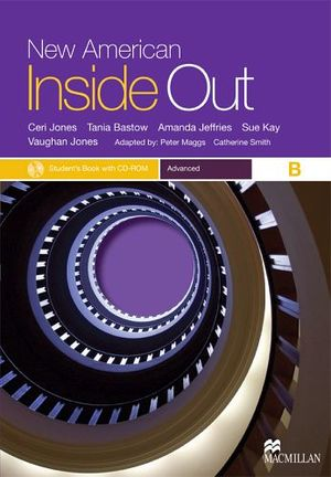NEW AMERICAN INSIDE OUT ADVANCED B STUDENT'S BOOK