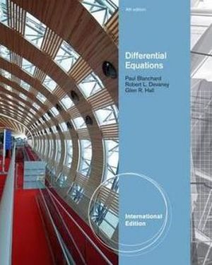 DIFFERENTIAL EQUATIONS 4TH