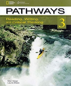 PATHWAYS 3 READING, WRITING AND CRITICAL THINKING BOOK+PINCODE