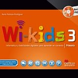 WI-KIDS 3 PRIM. C/CD 2ED. -INFORMATICA-