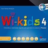 WI-KIDS 4 PRIM. C/CD 2ED. -INFORMATICA-