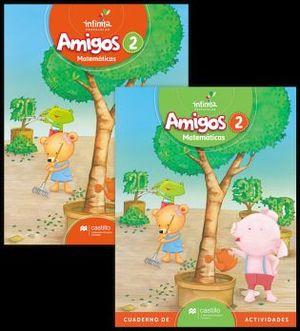 AMIGOS MATEMATICAS 2 PREESC. (ED.2018)    C/CUAD. DE ACTIVIDADES