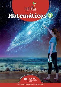 MATEMATICAS 1 SEC. (ED.2018) C/CUAD. DE EVIDENCIAS