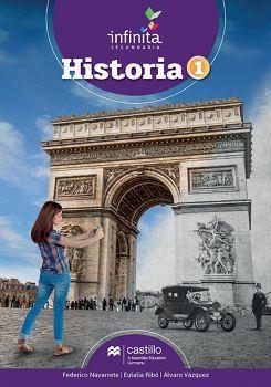 HISTORIA 1RO. SEC. (ED.2018) C/CUAD. DE EVIDENCIAS