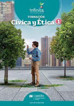 FORMACION CIVICA Y ETICA 1RO. SEC. (ED.2018/CON CUADERNILLO)