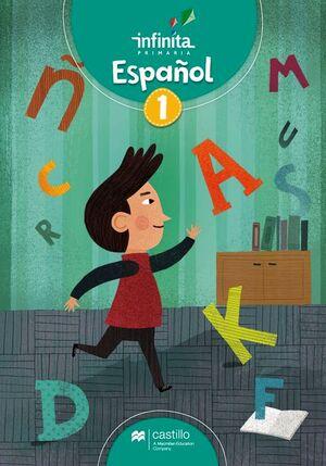 ESPAÑOL 1 PRIM. 2ED. -C/CUADERNO DE EVIDENCIAS- (ED.2020)