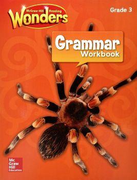 WONDERS 3 GRAMMAR WORKBOOK