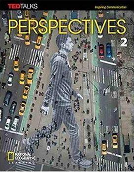 PERSPECTIVES 2 AMERICAN INTERMEDIATE ST'S BOOK / ONLINE WORKBOOK