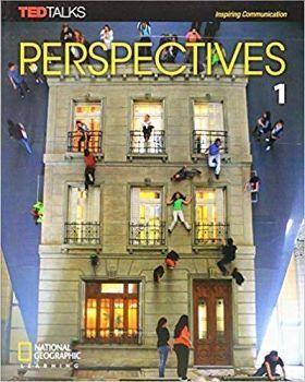 PERSPECTIVES 1 AMERICAN PRE-INTER STUDENT BOOK / ONLINE WORKBOOK