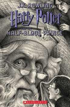 HARRY POTTER # 6: THE HALF-BLOOD PRINCE 20TH ED
