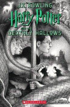 HARRY POTTER # 7: THE DEATHLY HALLOWS 20TH ED