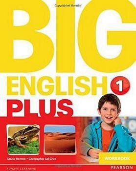 BIG ENGLISH PLUS 1 WORKBOOK W/CD