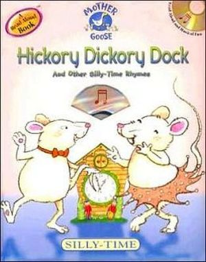 HICKORY DICKORY DOCK BOOK W/CD