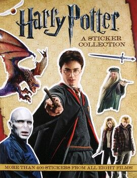 HARRY POTTER: A SCTICKER COLLECTION