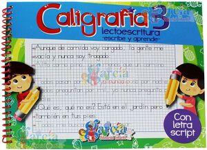 CALIGRAFIA 3