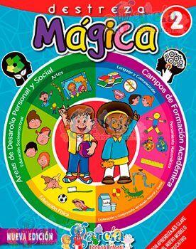 DESTREZA MAGICA 2 PREESC.                 (NVA.EDICION)