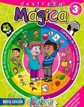 DESTREZA MAGICA 3 PREESC.                 (NVA.EDICION)