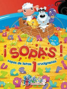 SOPAS! -SOPA DE LETRAS/CRUCIGRAMAS- 1