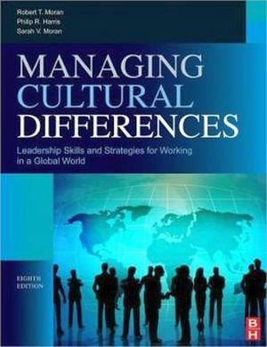 MANAGING CULTURAL DIFERENCES 8TH   (T&F)