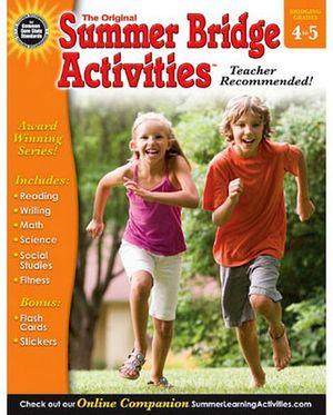 SUMMER BRIDGE ACTIVITIES GRADE 4-5 WORKBOOK. 904123.. 24750027